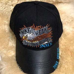 Bike Week Daytona Beach baseball cap